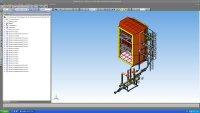 Утилизационный теплообменник для ГКА-16НК-01